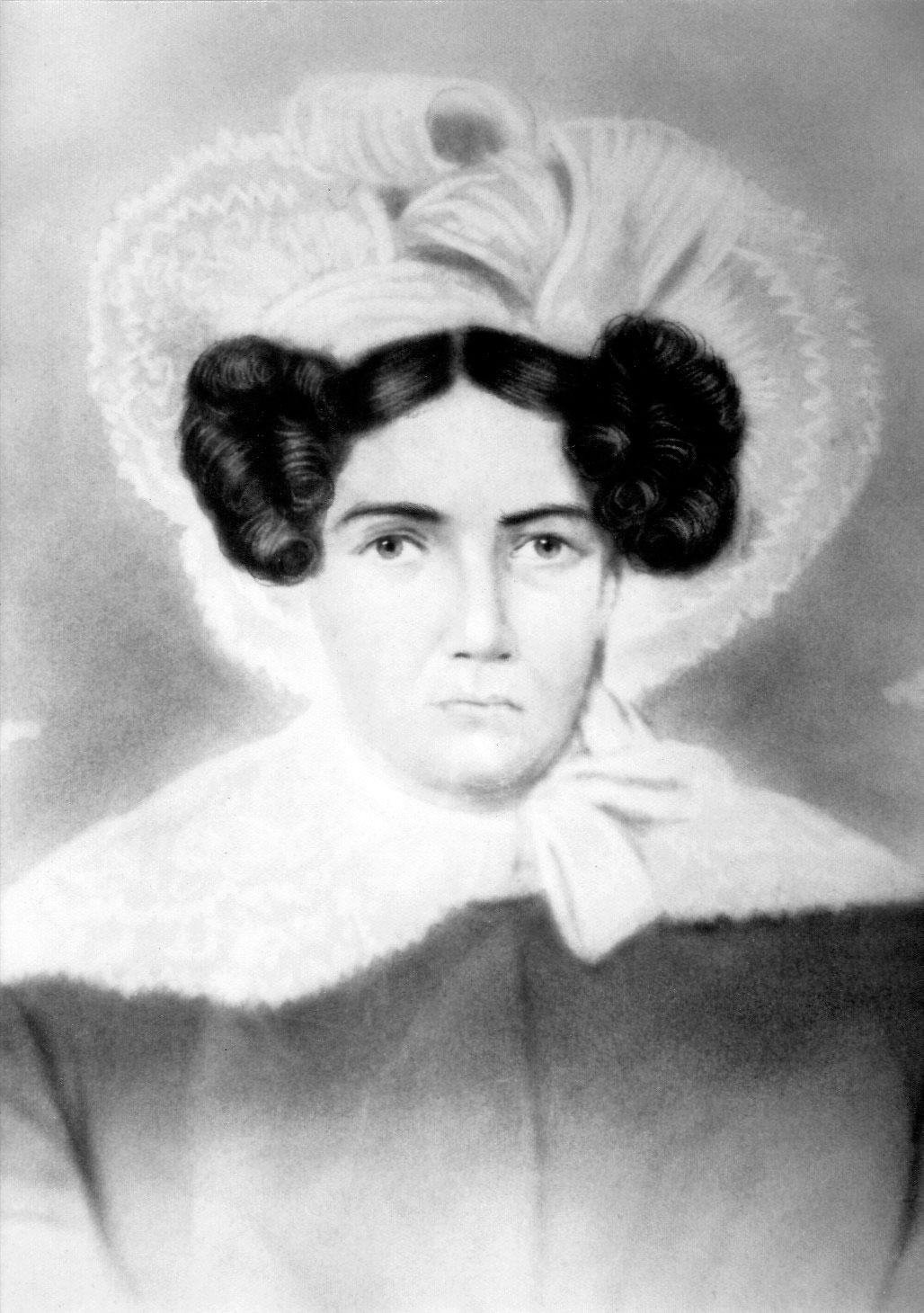 Elizabeth Willoughby Farquhar (1772-1845)
